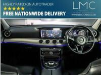 2018 Mercedes-Benz E-CLASS 2.0 E 220 D SE PREMIUM 4d AUTO 192 BHP Saloon Diesel