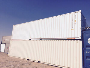 New 40 FT DD High Cube Sea Containers /