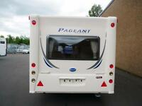 Bailey Pageant Provence 5 Berth Caravan