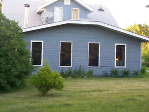 Beautiful Acreage only 30 minutes from North Battleford