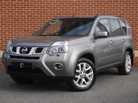 2012 62 Nissan X-trail 2.0 dCi Teckna 5dr (Grey, Diesel)
