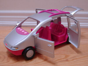 FISHER PRICE Loving Family Minivan Car