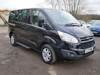 Ford Tourneo Custom 2.2TDCi ( 155PS ) 300L Low Roof 2013.5MY 300 LWB Limited