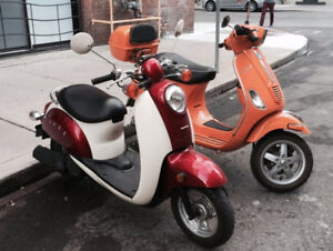 Honda Jazz Scooter - 2007 | GREAT CONDITION