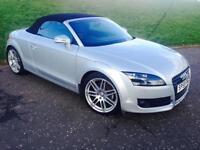 2009 Audi TT 2.0 TD Roadster 2dr Diesel Manual Quattro (144 g/km, 168 bhp)