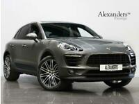 2016 Porsche Macan 3.0 V6 S PDK 4WD (s/s) 5dr SUV Petrol Automatic