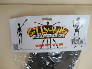 Billy Bob Skeleton Feet - One Size Fits All - Brand New Kitchener / Waterloo Kitchener Area image 2