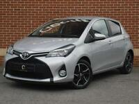 2015 15 Toyota Yaris 1.33 Sport 5dr (Siver, Petrol)