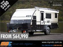 FOR X-MAS!!!NEW MDC XT-17 OFFROAD HYBRID CARAVAN SALE Coopers Plains Brisbane South West Preview