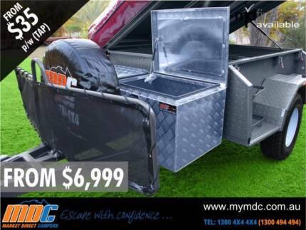 MDC Extreme Explorer off road camper trailer Coopers Plains Brisbane South West Preview
