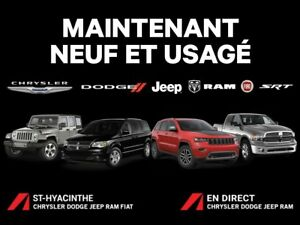 2016 Jeep Grand Cherokee LIMITED AWD CUIR TOIT MAGS 20P NAV