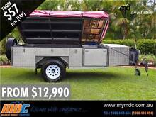 NEW MDC STEPTHROUGH CAMPER TRAILER 4X4 TENT 4WD OFFROAD SALE ROAD Coopers Plains Brisbane South West Preview