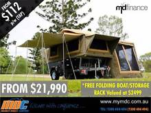 NEW OFFROAD FORWARD FOLD HARDFLOOR CAMPER TRAILER ROAD 4X4 4WD Coopers Plains Brisbane South West Preview