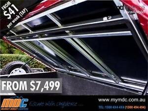 NEW MDC GALVANISED OFFROAD CAMPER TRAILER 4X4 4WD ROAD SALE Kunda Park Maroochydore Area Preview