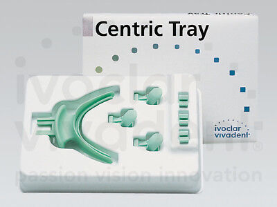 Ivoclar Vivadent Centric Tray Uts Facebow For Mounting Articulator Implantology