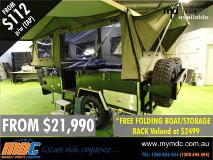 Forward Fold Camper - CRUIZER HIGHSIDE Burton Salisbury Area Preview