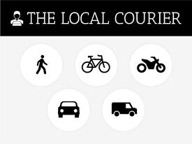 Bike, Car & Van Couriers Needed In London. Immediate Start. Earn £10-£15+ ph