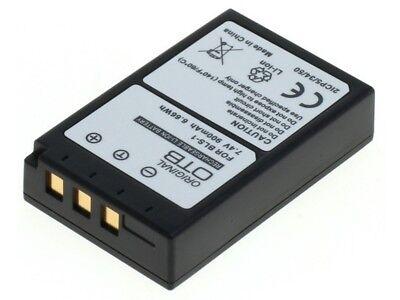 Batería para Olympus D SLR / E400/ E410/ E420/ E450/ E600/ E620...