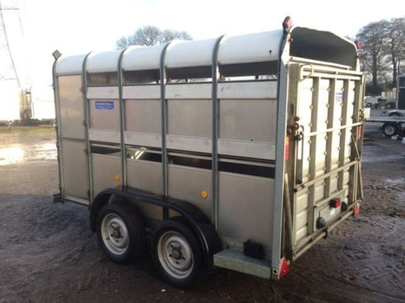 Ifor Williams Trailer (Tractor)
