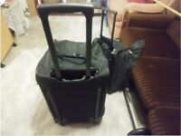 2 Luggage Trolleys, Small and Big Size