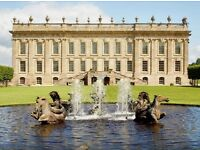 Chatsworth House Young Farmers 1 adult and child entry