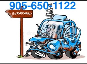 $$$WE PAY CASH FOR YOUR SCRAP VEHICLE!$$$ 100-1000