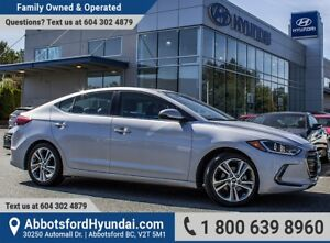 2017 Hyundai Elantra Limited GREAT CONDITION