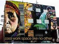 VIEW NOW! Coworking | Workshop | Warehouse | Offices | Unit to let | Hackney | E9