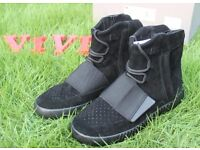 New Adidas yeezy 750 Private Black boost best with original box