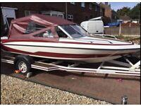 Glastron Speedboat