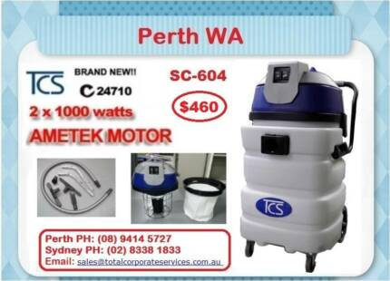 Commercial Wet & Dry Vacuum Cleaners and Carpet Dry Blower--Perth Aubin Grove Cockburn Area Preview