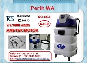 Ametek Motors Wet and Dry Vacuum Cleaner (90Lt) -- Perth Aubin Grove Cockburn Area Preview