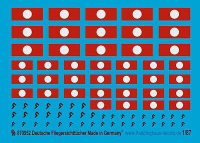 Peddinghaus  1/72 0951 Fliegersichttücher