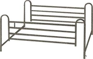New in Box Hospital Bed full Size rails - On Sale!
