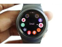 Samsung Galaxy Gear S2 Sport SM-R720 Android IP68 Bluetooth Dark Grey Smartwatch