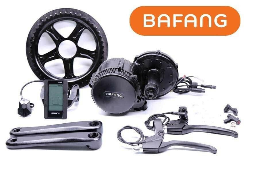 NEU Bafang BBS01 250W C961 /DPC01 display Umbausatz EBike GRATIS VERSAND !