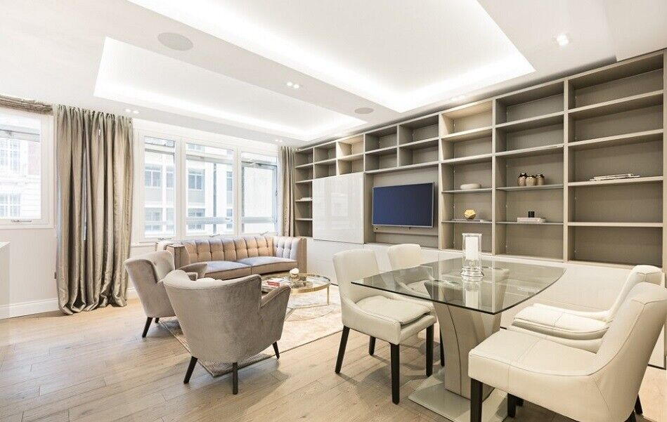 Luxury Apartment In Central London