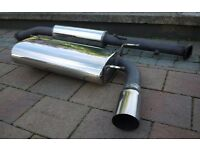 Mazda MX5 MK1 NA Cobalt cat back exhaust