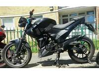 *QUICK SALE* 2015 SENKE X6 125cc - Neon Lights & £400 Exhaust