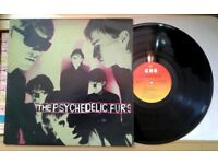 The Psychedelic Furs – The Psychedelic Furs, VG, released on CBS in 1983, Post Punk New Wave