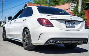 C43AMG AWD, Warranty Financing, Auto Park, 360 cam, Navi, roof