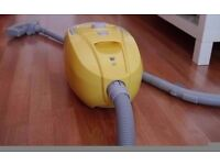 ARgos Vacuum Cleaner works excellent. Moving out sale
