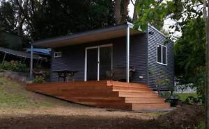 GRANNY FLAT CUSTOMISABLE COLORBOND KIT TINY HOUSE Newcastle Newcastle Area Preview