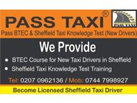 BTEC Level 2 Introduction to the role of the professional Taxi & Private Hire Driver