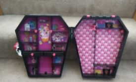 Monster high fangtastic locker as seen collect or deliver Stonehaven no postage