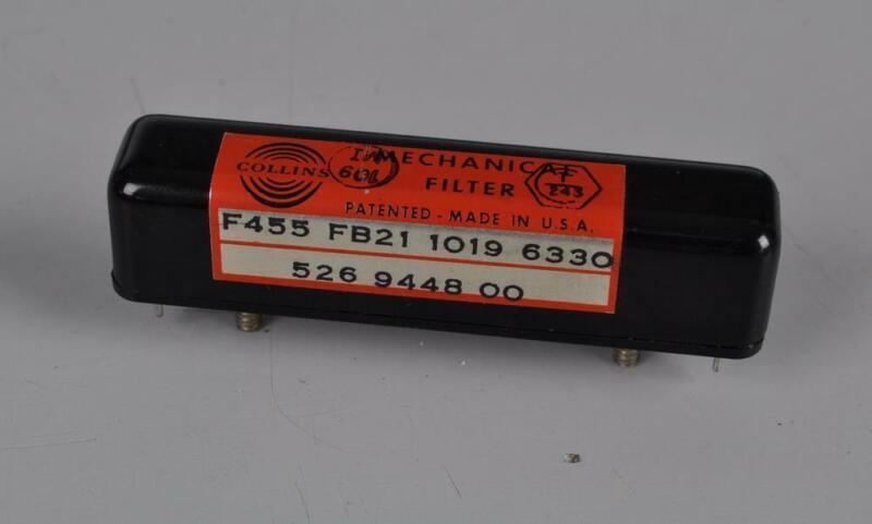 COLLINS F455 FB21 MECHANICAL FILTER