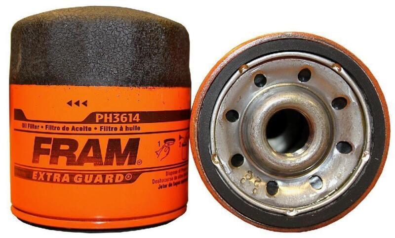 on Dodge Ram 1500 Oil Filter