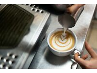 SATURDAY Barista and general cafe assistant CHAPEL ALLERTON