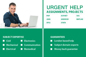 Urgent Help On Dissertation / Essay / Assignment / Coursework / Tuition / Proposal / SPSS / Matlab