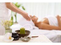 Massage, Reflexology, Aromatherapy